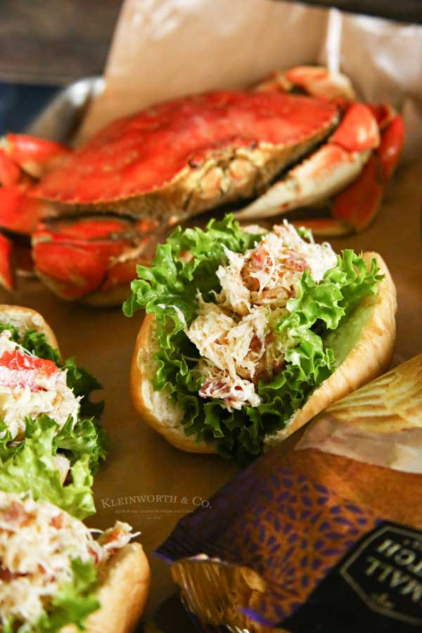 Easy Crab Roll Recipe