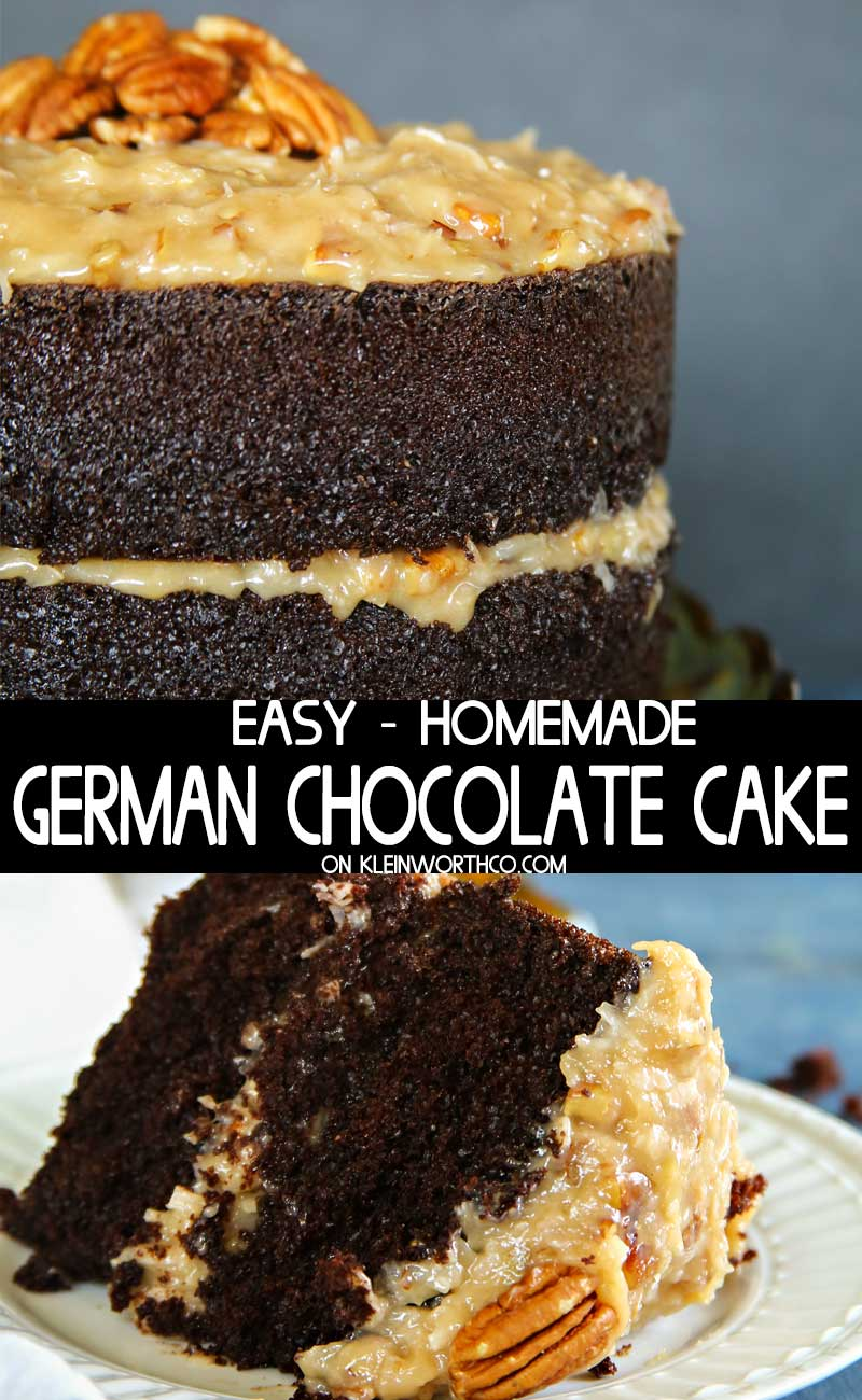Best German Chocolate Cake