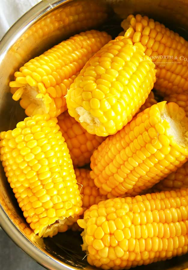 how to make 3-Minute Instant Pot Corn on the Cob