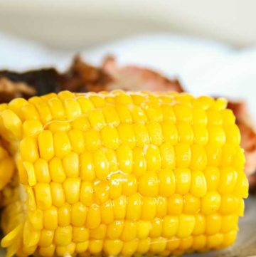3-Minute Instant Pot Corn on the Cob recipe