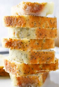 lemon recipe - Lemon Poppy Seed Mini Loaf Cakes