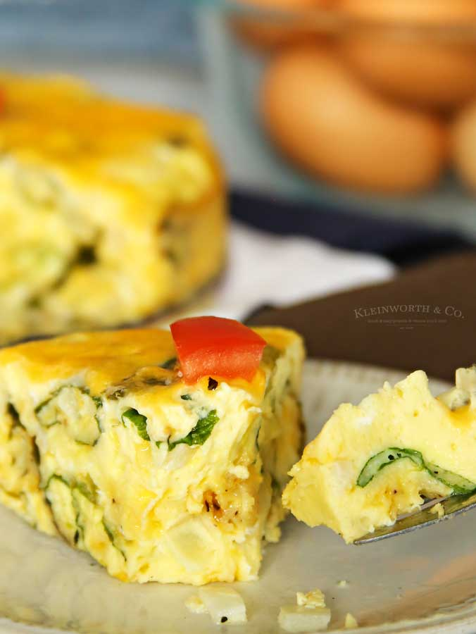 How to make Pressure Cooker Crustless Quiche