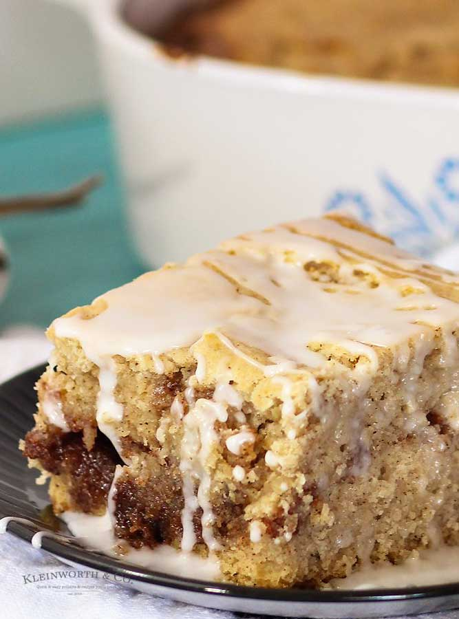easy recipe Cinnamon Coffee Cake