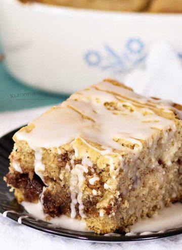 how to make Cinnamon Coffee Cake