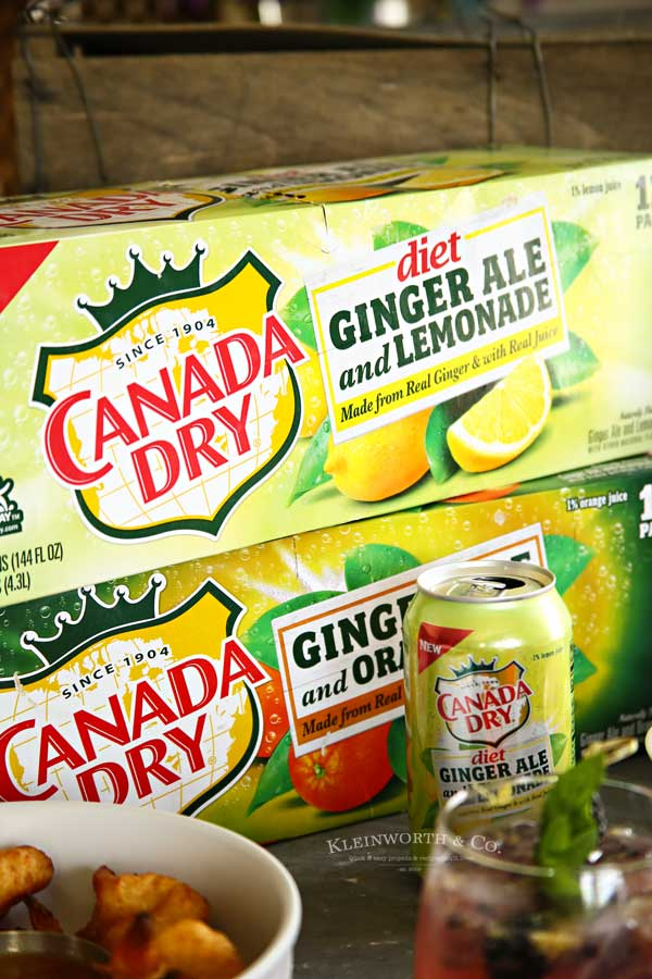 Canada Dry - Sparkling Blackberry Lemonade