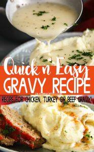 Easy Gravy Recipe