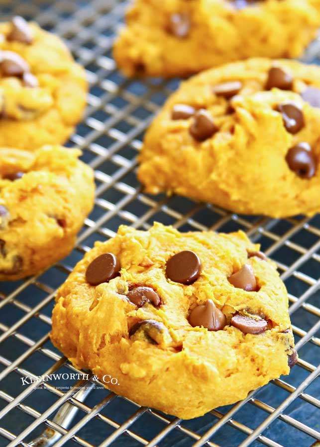 how to make 3-Ingredient Pumpkin Cookies
