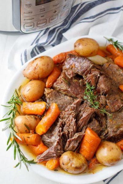 Best Instant Pot Chuck Roast Recipe