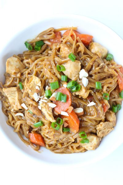 Instant Pot Noodle Bowls