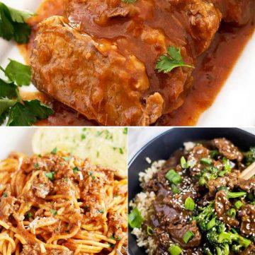 40 + Easy & Delicious Instant Pot Beef Recipes