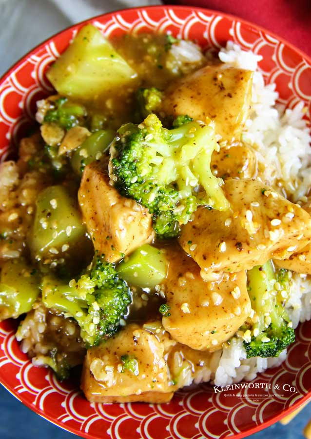 Pressure Cooker - Instant Pot Chicken and Broccoli