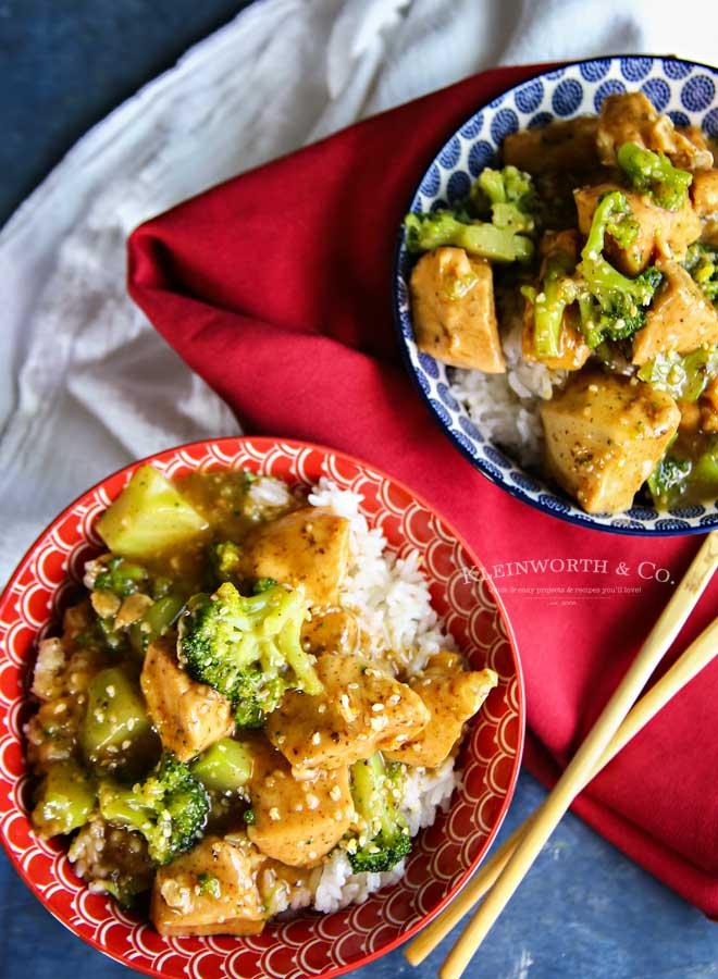 Instant Pot Chicken and Broccoli recipe