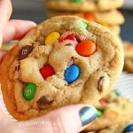 Easy M&M Cookie Recipe