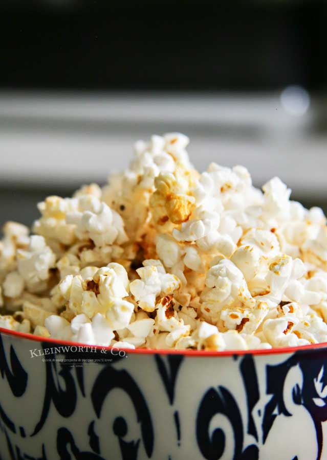 how to make Homemade Kettle Corn