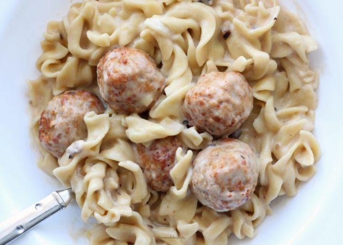 Instant Pot Swedish Meatballs Recipe