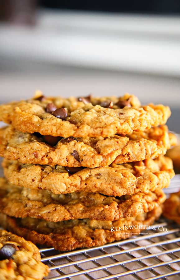 How to make Best Ever Cowboy Cookies