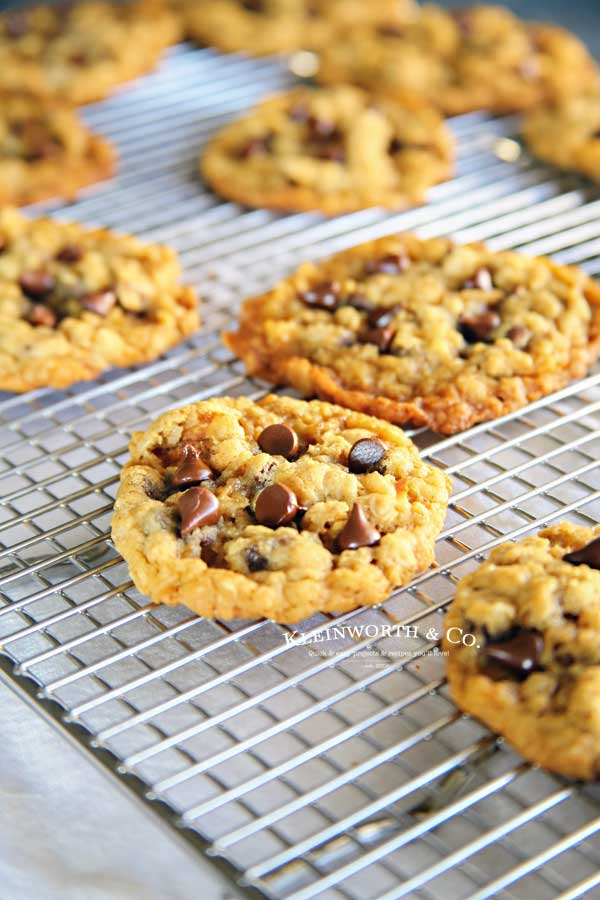 Loaded Cowboy Cookies
