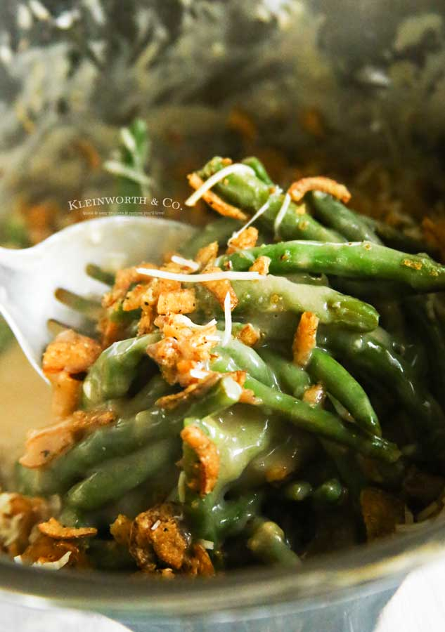 Multi Cooker Instant Pot Green Bean Casserole