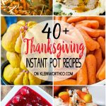 Pressure Cooker Thanksgiving Recipes