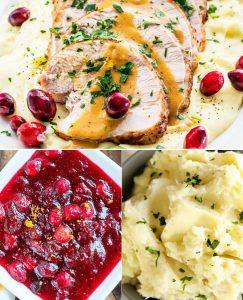 Pressure Cooker Thanksgiving Recipes