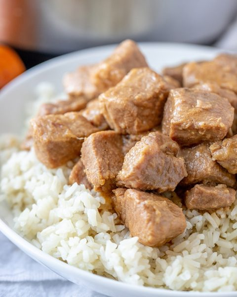 Instant Pot Pork Adobo