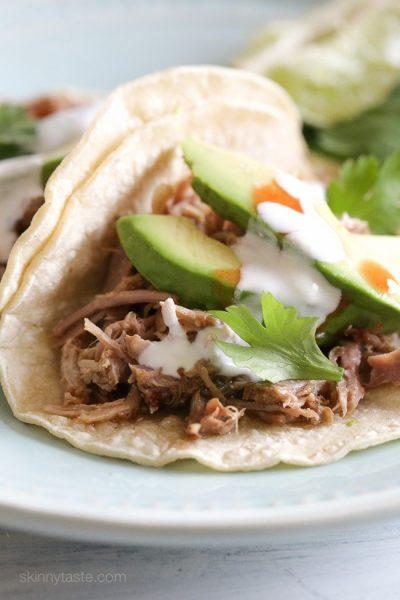 Delicious Mexican pork