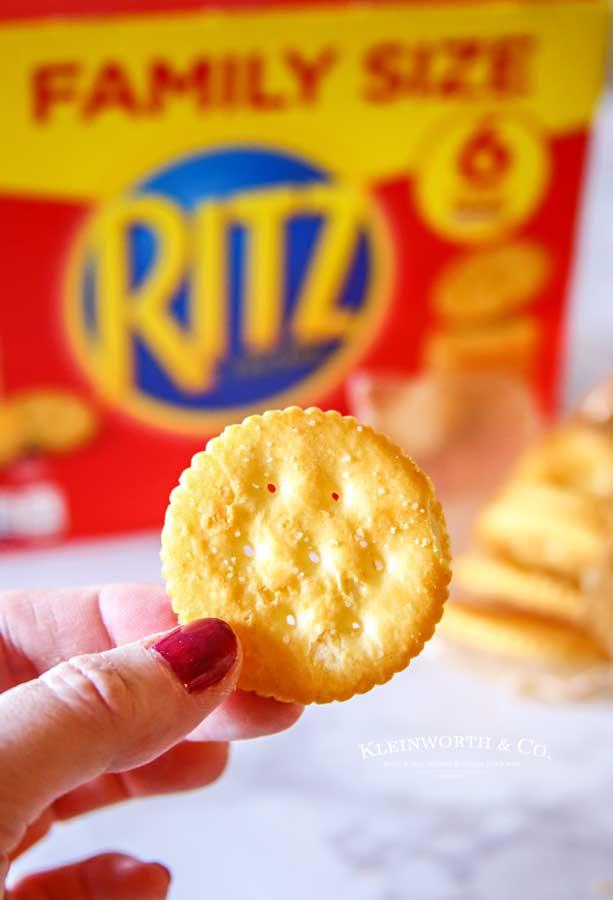 RITZ Cracker Oatmeal Cookies