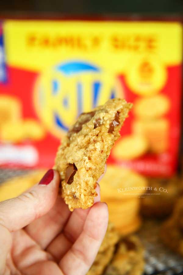 Easy Food Gifts Oatmeal Cookies