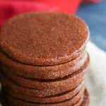 how to make Chocolate Sugar Cookies