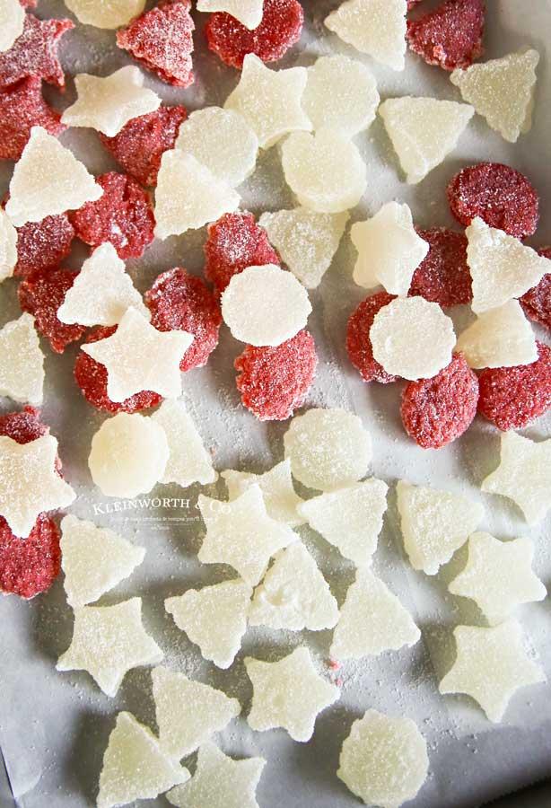 Easy Homemade Gumdrops recipe
