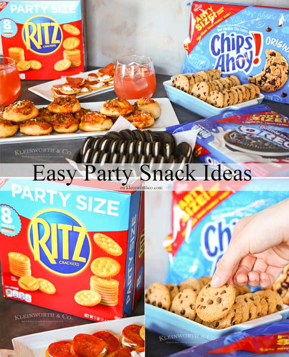 The Best Easy Party Snack Ideas