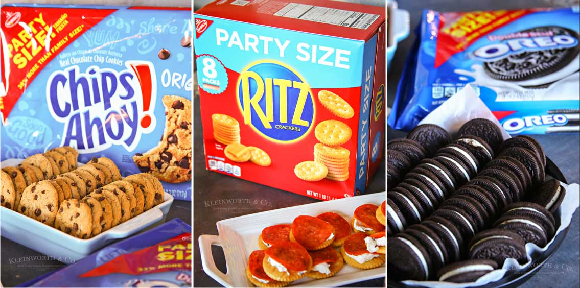 Party Snack Ideas