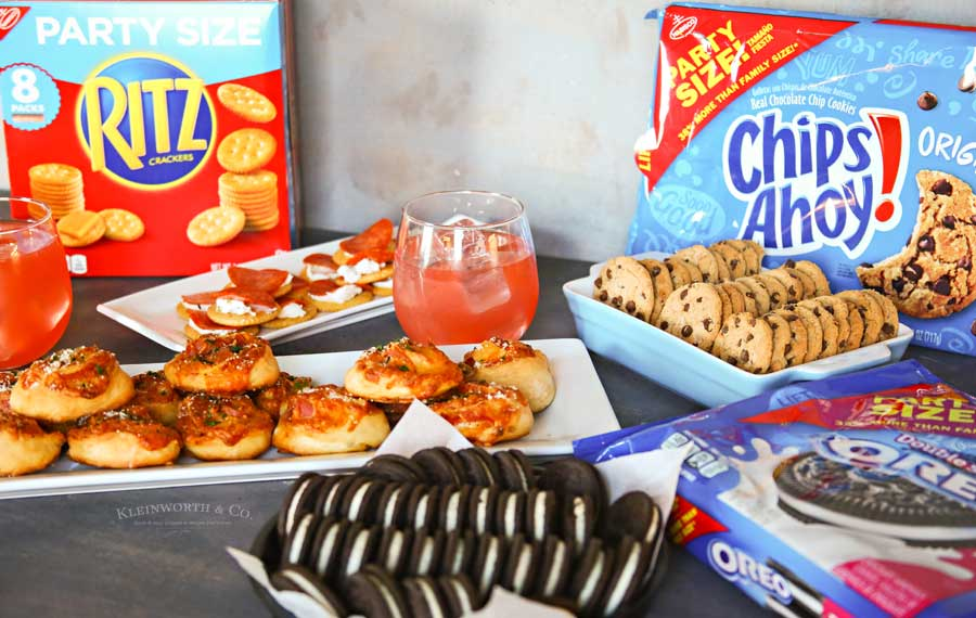 Easy Party Snack Ideas