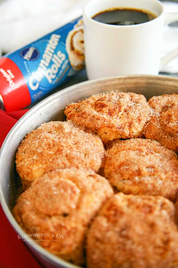 How to make Eggnog Cinnamon Rolls