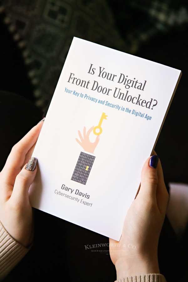 Digital Security Book - Must-Have Office & Travel Essentials for Entrepreneurs
