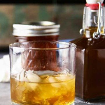 Liquor - Slow Cooker gesalzener Karamell-Mondschein