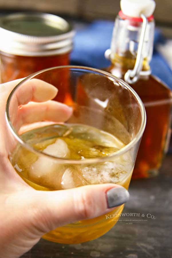 Spirits - Slow Cooker Salted Caramel Moonshine