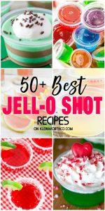 50 Best Jell-O Shot Recipes