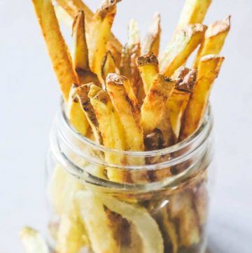 Best Easy Air Fryer French Fries