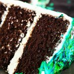 Chocolate Birthday Cake - World's Best Chocolate Cake