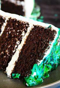Chocolate Birthday Cake - World's Best Chocolate Cake