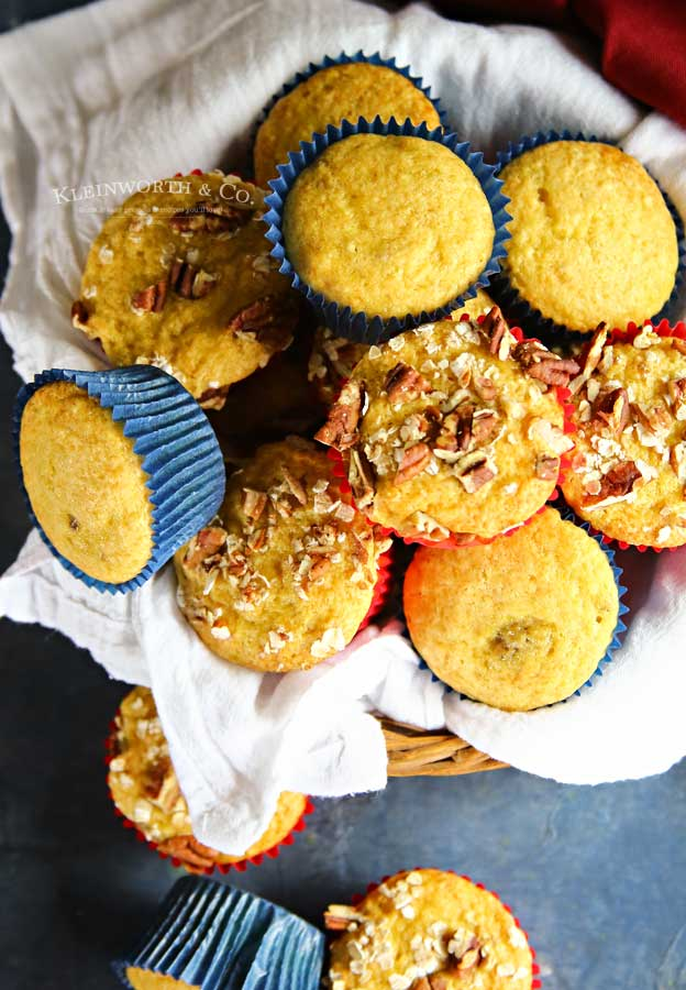 how to make 3-Ingredient Banana Muffins