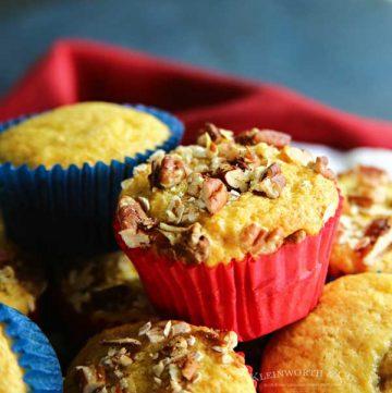 3-Ingredient Banana Muffins recipe