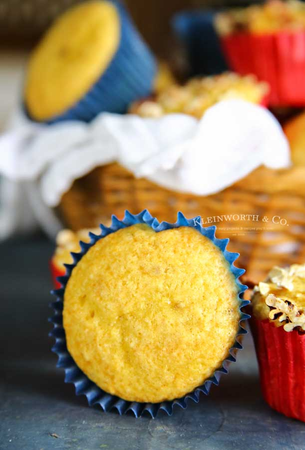 3-Ingredient Banana Muffins with nuts and oats
