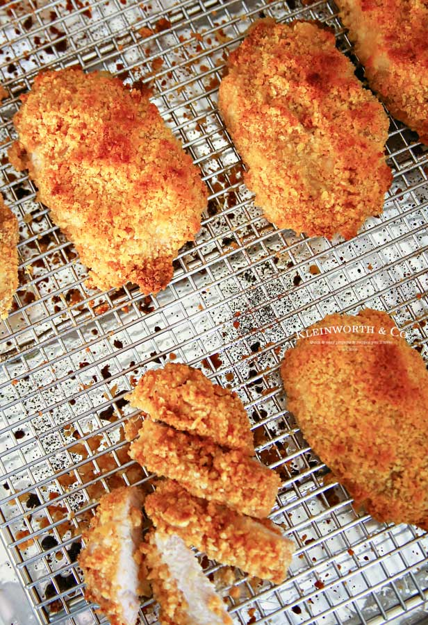 how to make Baked Ritz Pork Chops