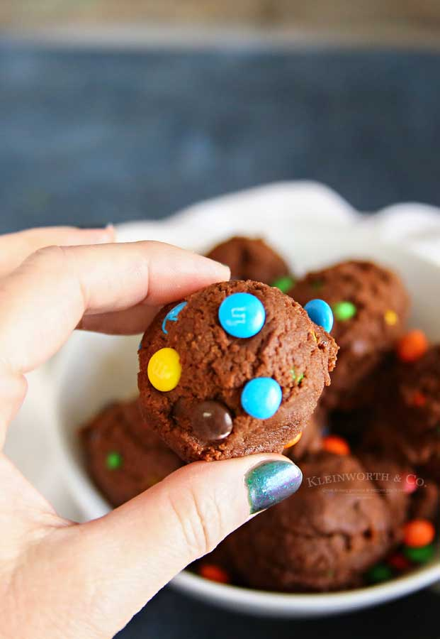 How to make Brownie Batter Cookie Dough
