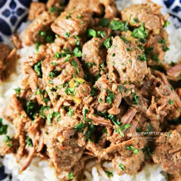 Instant Pot Beef Tips recipe