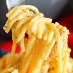Cheesy Chicken Spaghetti - Date Night