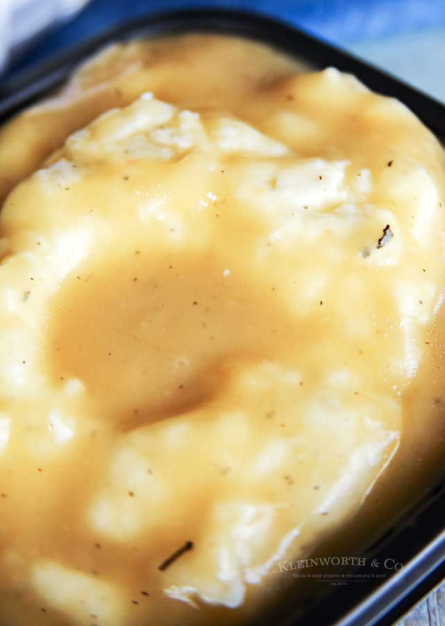 Chicken Meal Deal Mashed Potatoes and Gravy
