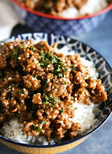 Korean Beef Recipe